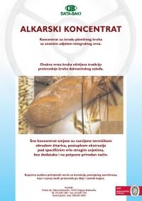ALKARSKI KONCENTRAT
